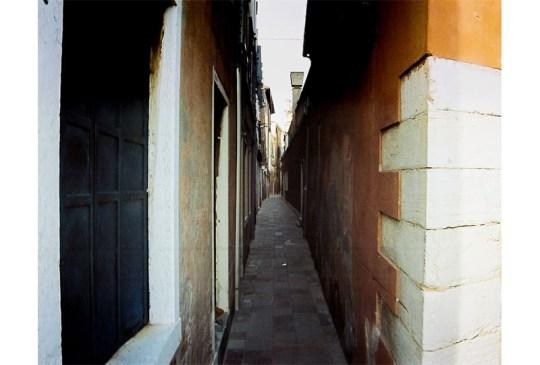 Alleyway Gone Unexplored