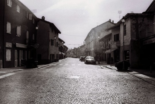 An Italian Street