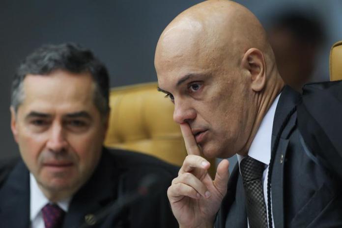 Alexandre de Moraes revoga proibição de reportagem que cita Dias Toffoli |  Jovem Pan