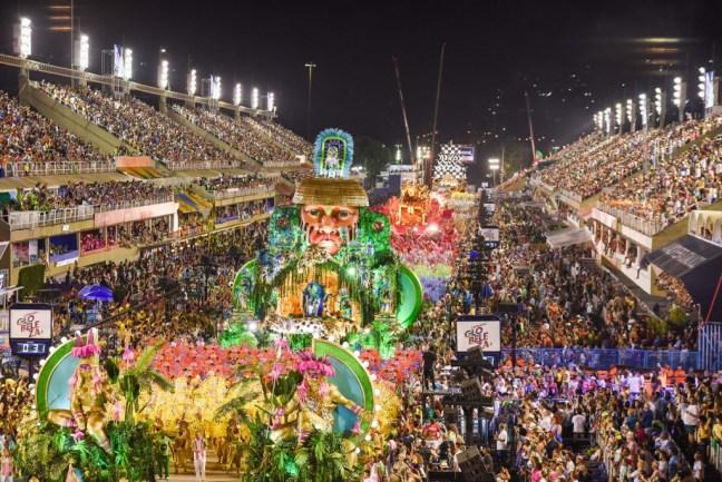 Crivella e Witzel querem privatizar o Carnaval da Marques de Sapucaí |  Jovem Pan
