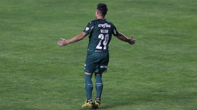 Palmeiras supera altitude e vence o Bolívar por 2 a 1 em La Paz