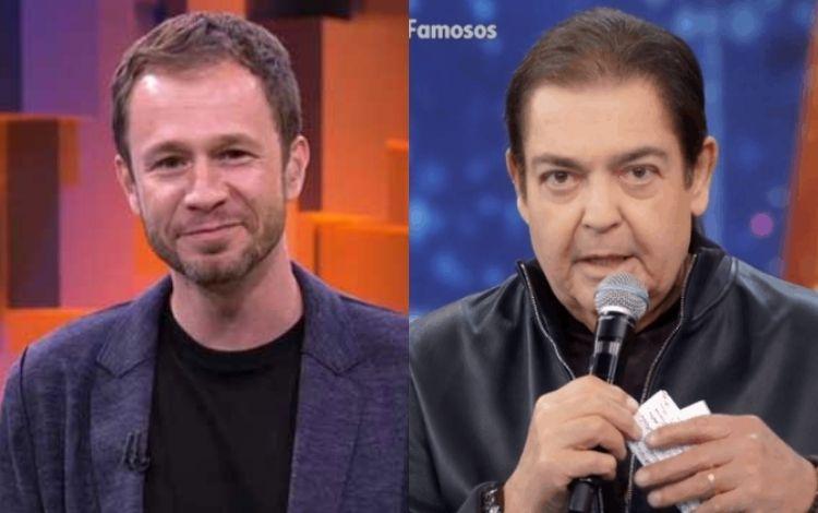 Tiago Leifert apresentará o 'Domingão do Faustão' após Fausto Silva ter  problema de saúde | Jovem Pan