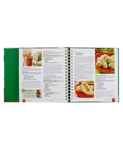 TOH Christmas 491 Recipes - Drinks and Appetizers