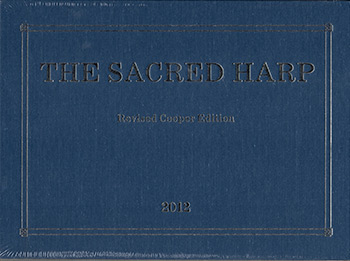 Cover of The Sacred Harp: Revised Cooper Edition (2012).