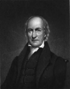 John Leland, engraving by T. Doney, 1845.
