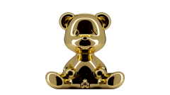 QEEBOO TEDDY BOY LAMPE METAL