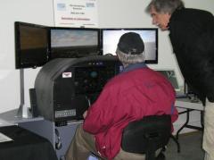 Simulateur Vic Noel