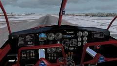 Cockpit du Piper Aztec pour FSX