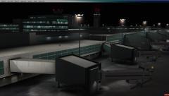 CYUL la nuit selon FSX et FlyTampa