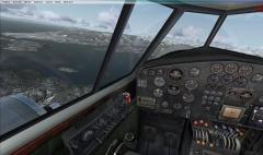 Cockpit du Avia57