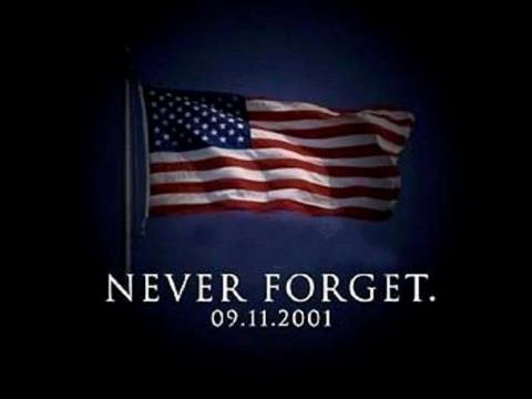 September 11, 2001, We Will Never Forget ~ JP LOGAN