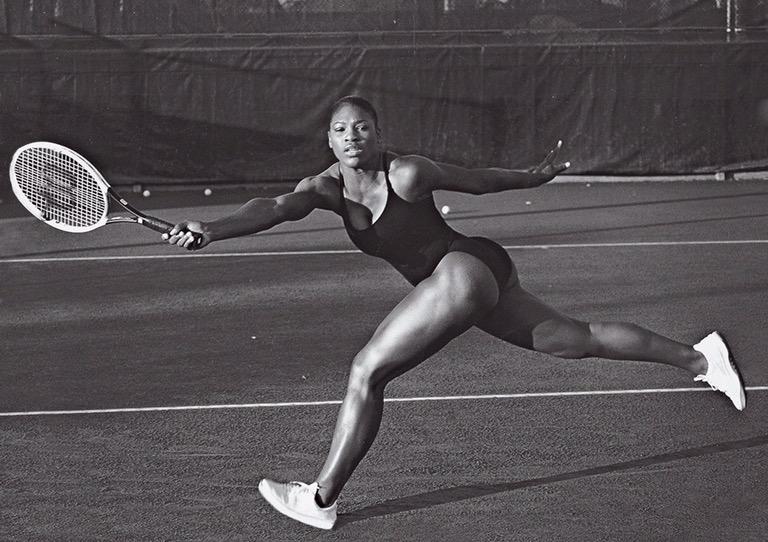 "#SerenaWilliams #Tennis ""Still The Best"" #Vogue via #JPLOGAN #KGBN"