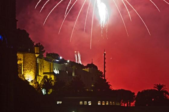 Festival Pyromélodique de Monaco 2014 - Espagne