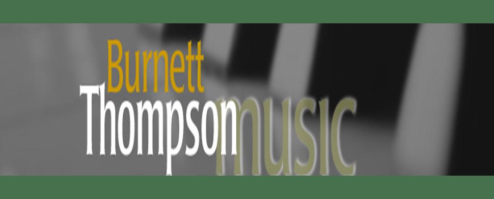 Burnett Thompson