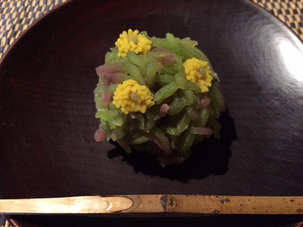 鶴屋吉信 節分の和菓子「福ハ内」と喫茶