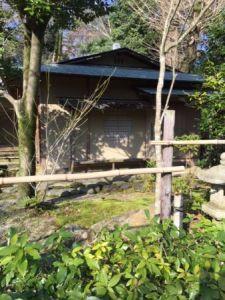 梨木神社茶室
