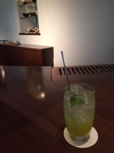 IEMON SALON Yuzu tea