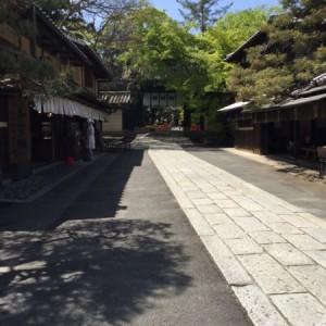 今宮神社 参道
