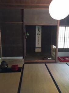 光明寺 茶室