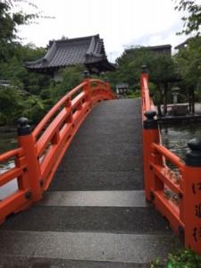 神泉苑 橋.JPG