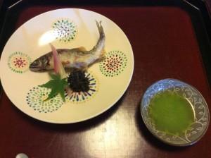 千寿閣 鮎.JPG