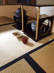 茶道体験 京都 英語