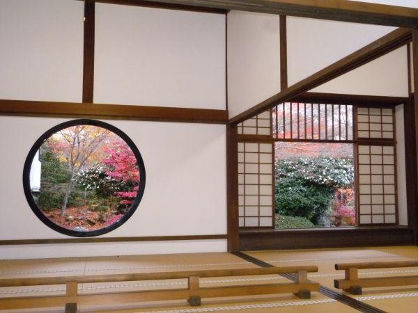 京都市北区の紅葉 源光庵と光悦寺の見ごろはいつ?京都駅からの行き方は?