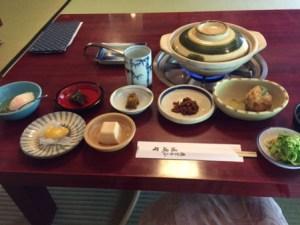 湯豆腐嵯峨野 ランチ