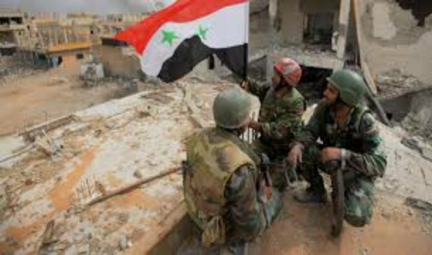 الجيش يسيطر على بلدة ميدعا في الغوطة الشرقية بريف دمشق