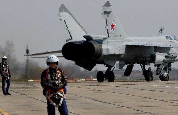 رد عنيف لروسيا على مقتل طياريها في تدمر