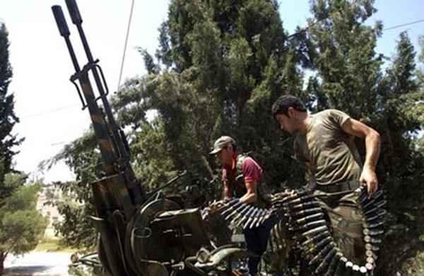 أهم التطورات الميدانية على جبهات القتال في سورية