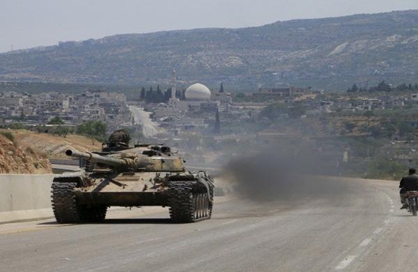 مواصلاً تقدمه.. الجيش يفشل هجوم للمسلحين عند خط التماس في حي الفرافرة بحلب