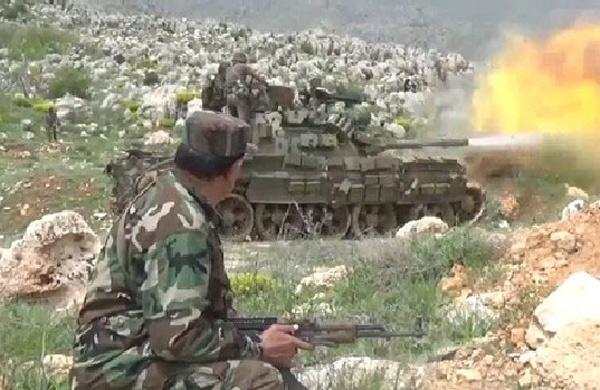 حلفاء سوريا أي تقدم تركي باتجاه حلب سيمثل تجاوزا للخطوط الحمراء