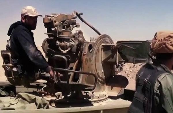 تمديد لوقف إطلاق النار في خان الشيح.. واتفاق خروج المسلحين مختلف عليه بين الميليشيات