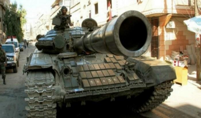 خبر وتعليق...حلب تعانق جيشها العربي السوري