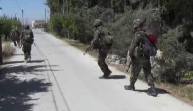 الجيش نحو فصل الغوطة الشرقية إلى
