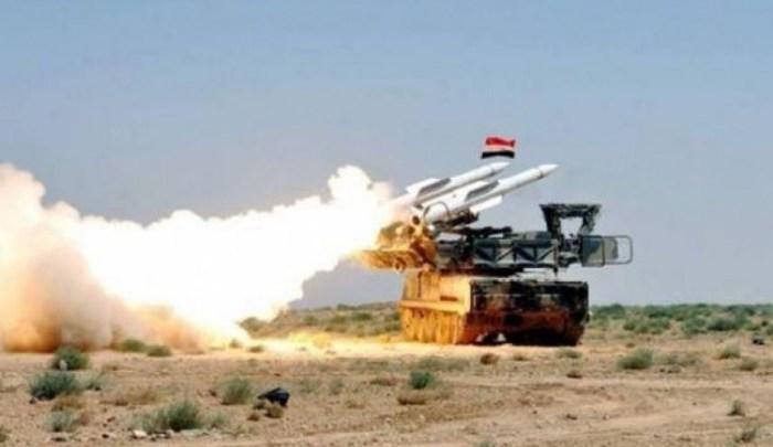 موسكو: الدفاعات السورية اسقطت أكثر من نصف الصواريخ الإسرائيلية