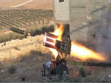 مقتل 36 إرهابياً بقصف مدفعي للجيش استهدف مواقعهم في الغوطة الشرقية