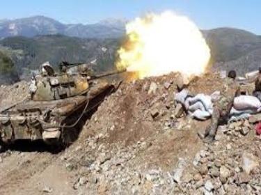 مصدر عسكري يؤكد إحكام السيطرة على 3 قرى والتلال المحيطة بها في ريف اللاذقية