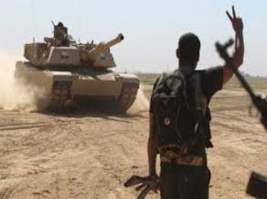 الجيش يستهدف بعملية برية إرهابيي داعش في مجمع آبار الرشيد بريف السويداء