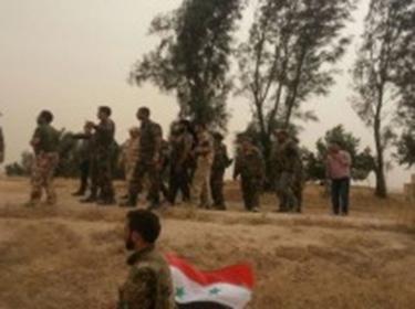 الجيش يستهدف بعمليات مركزة مواقع لإٍرهابيي النصرة بريف القنيطرة