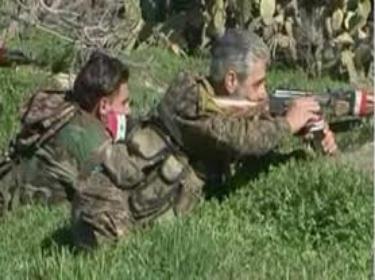 سلاح الجو السوري يستهدف مواقع لإرهابيي داعش في ريف حماة