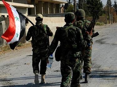 الجيش السوري يصدّ هجوماً كبيراً على مدينة درعا.. وقتلى المجموعات الإرهابية بالعشرات