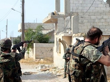 الجيش يفشل محاولة مجموعات إرهابية الاعتداء على مدينة القنيطرة