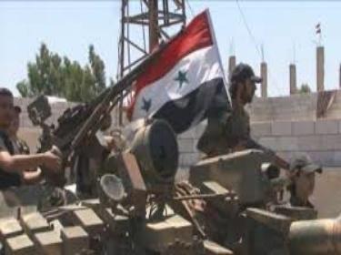 الجيش السوري يبسط سيطرته على عدة قرى في ريف اللاذقية الشمالي