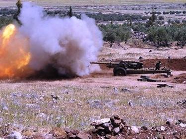 مقتل مئات الإرهابيين.. الجيش يفشل هجوماً من أربع محاور على درعا