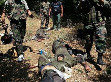 الجيش يحكم سيطرته على مساحات جديدة في بلدة تير معلة بريف حمص