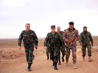 مسيرات شعبية في حلب.. قائد مطار كويرس: نهدي هذا الانتصار إلى الرئيس الأسد