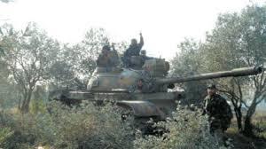 الجيش يوسع نطاق سيطرته في منطقة مرج السلطان بريف دمشق