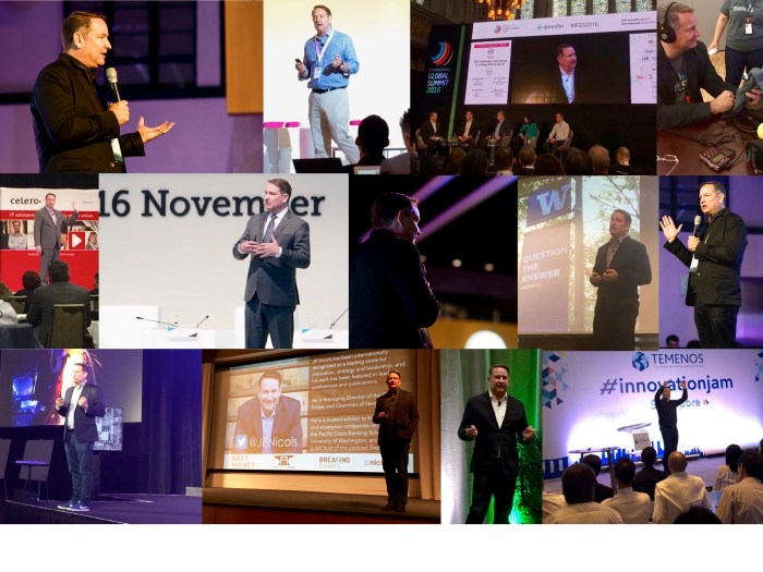Innovation Speaker JP Nicols has spoken at events across the country and around the world